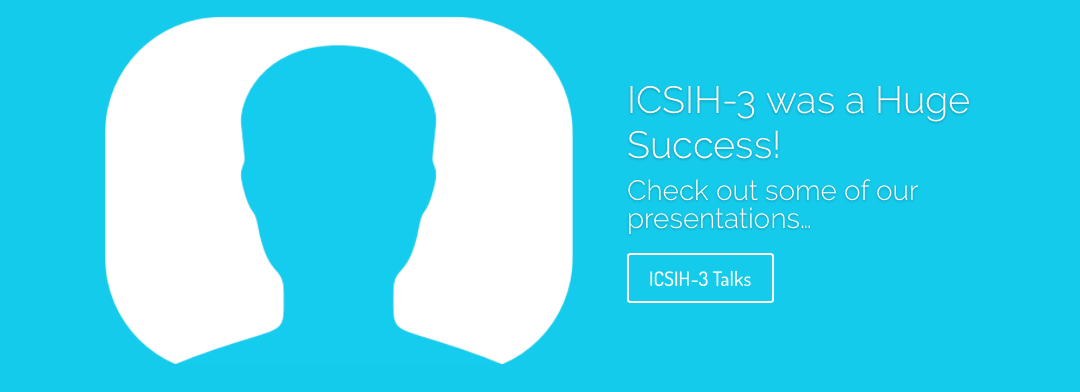 ICSIH-3 was a huge success!